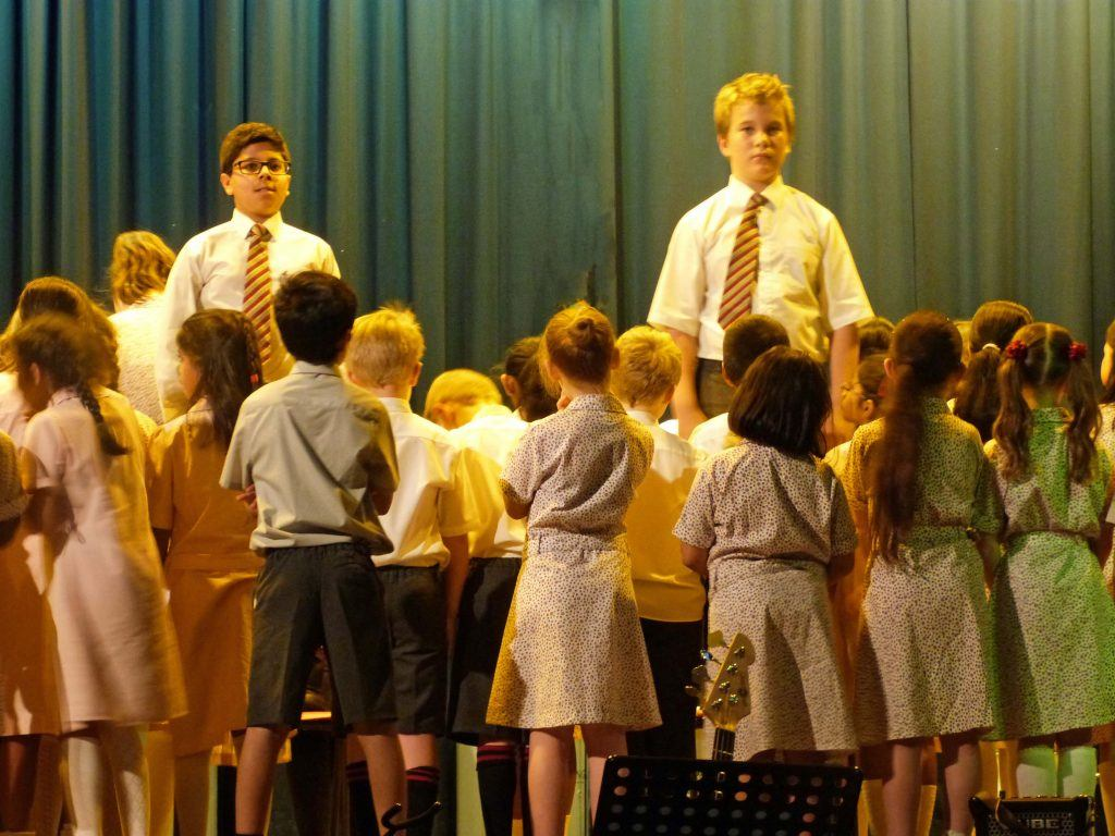 'Classic Spectacular' - a fantastic summer concert by young musicians from Highclare Junior Schools